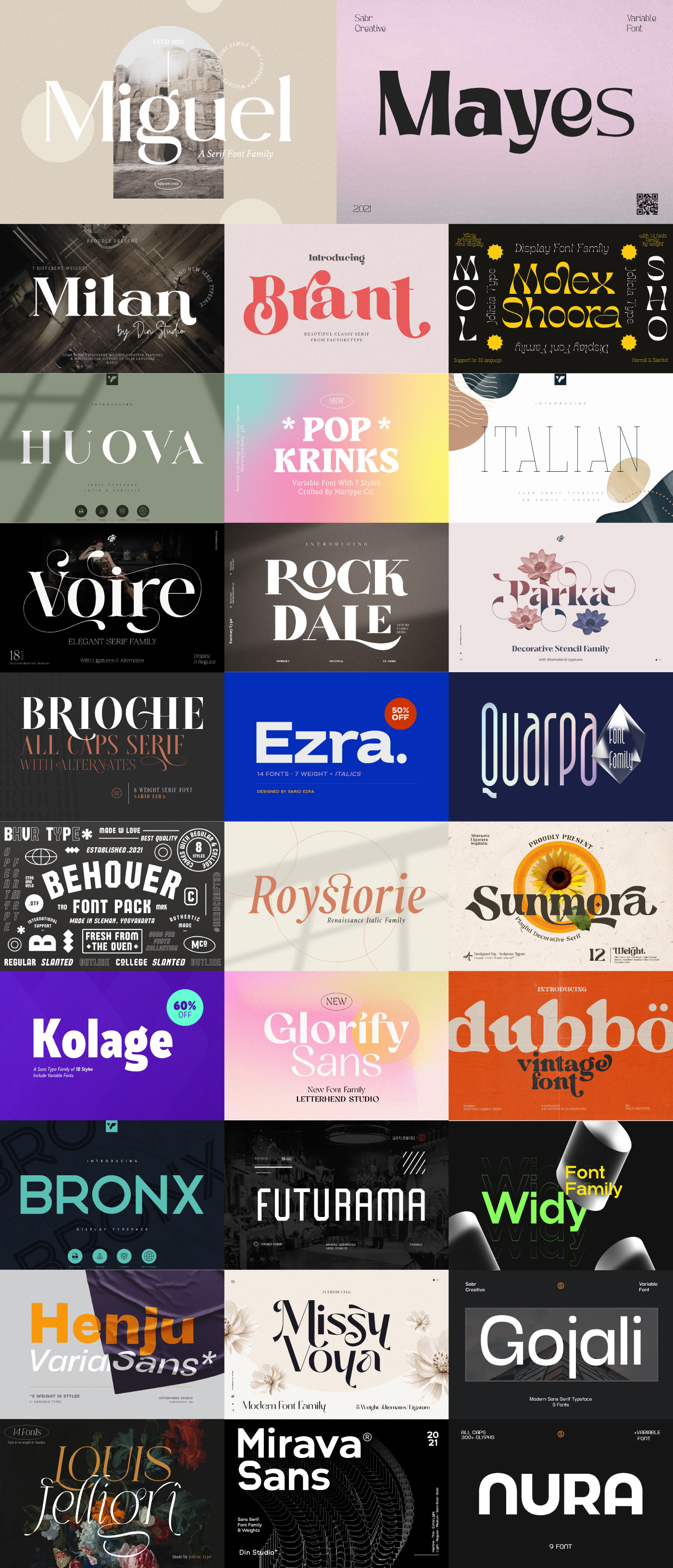 brand identity bundle Bundles font family free Logo Design Logotype type Typeface typography