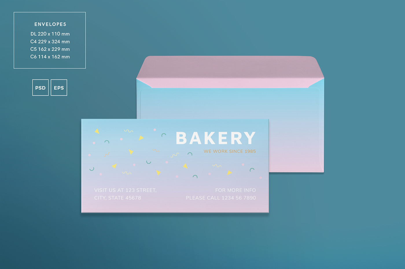 Bakery [74 Templates] Flyers, social media, branding on Behance