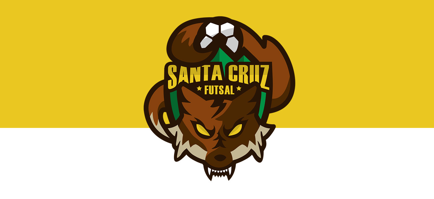 Futsal Logo soccer logo Football logo Futbol futsal sport logo sport shield Costa Rica sport branding