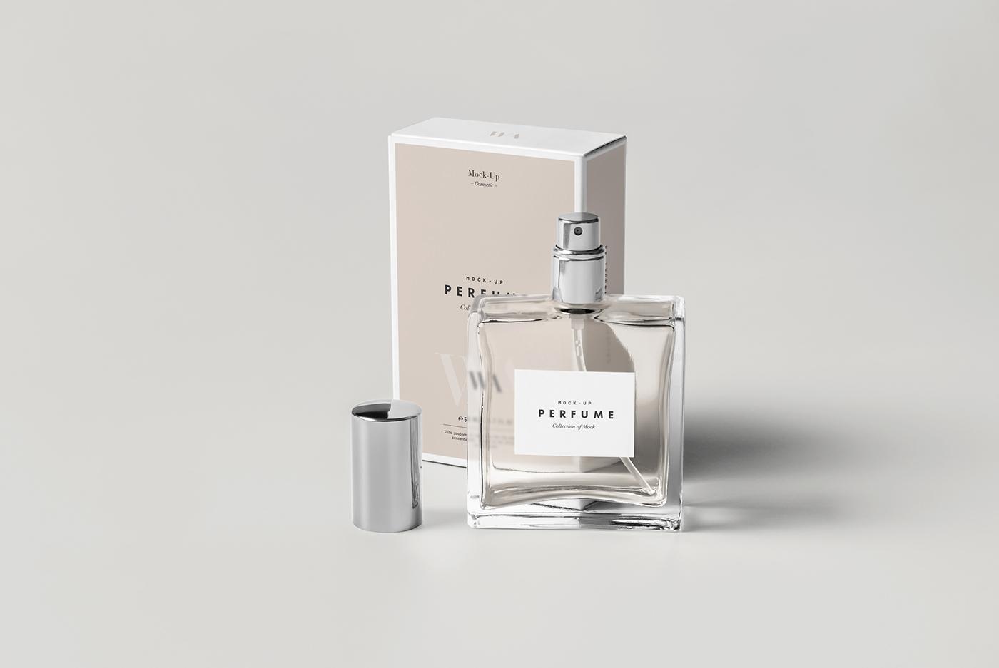 完美的38款香水包裝設計欣賞