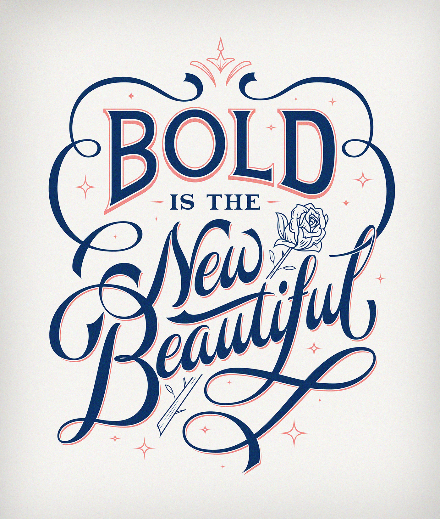 Hand Lettering Works by Tobias Saul