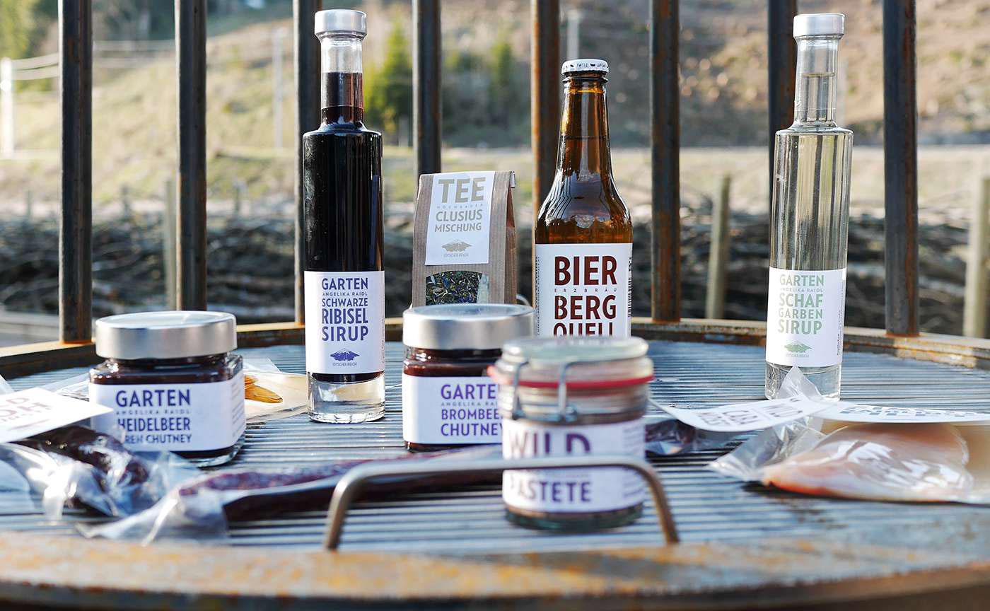 Freiland hamburg vienna Ötscher:reich austria Exhibition  labels niederösterreich