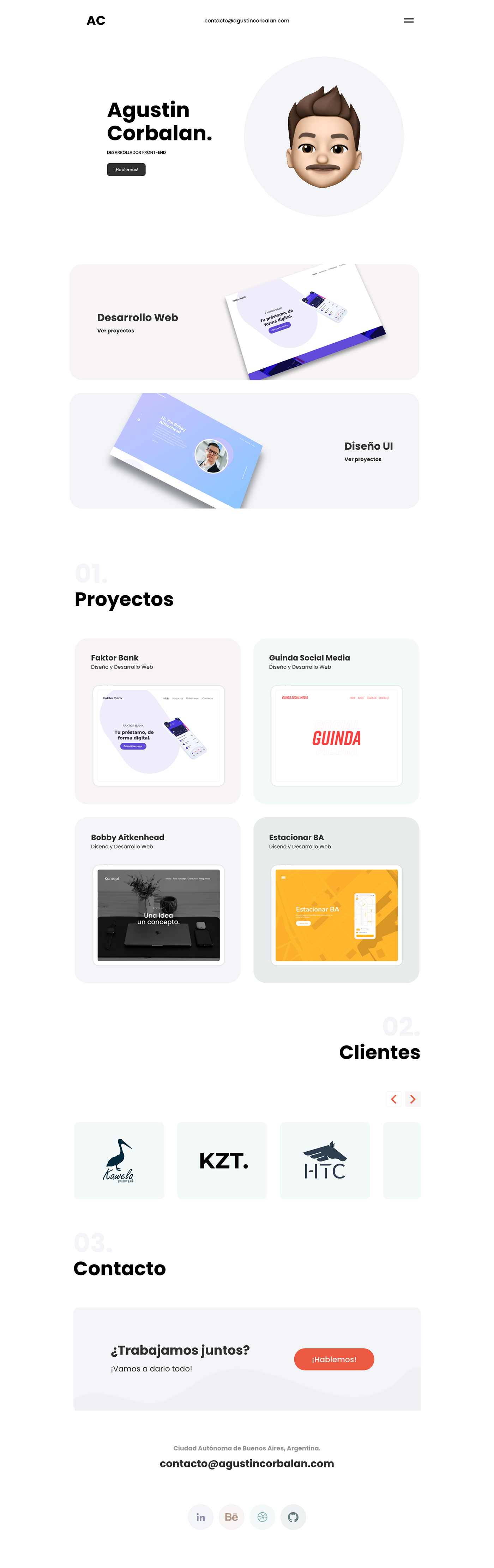 desarrollo web diseño Diseño web UI ux