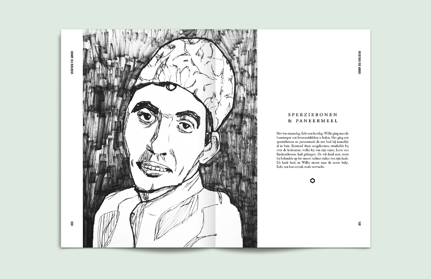 magazine indie Independent Zine  Indiemag stack voortuin award