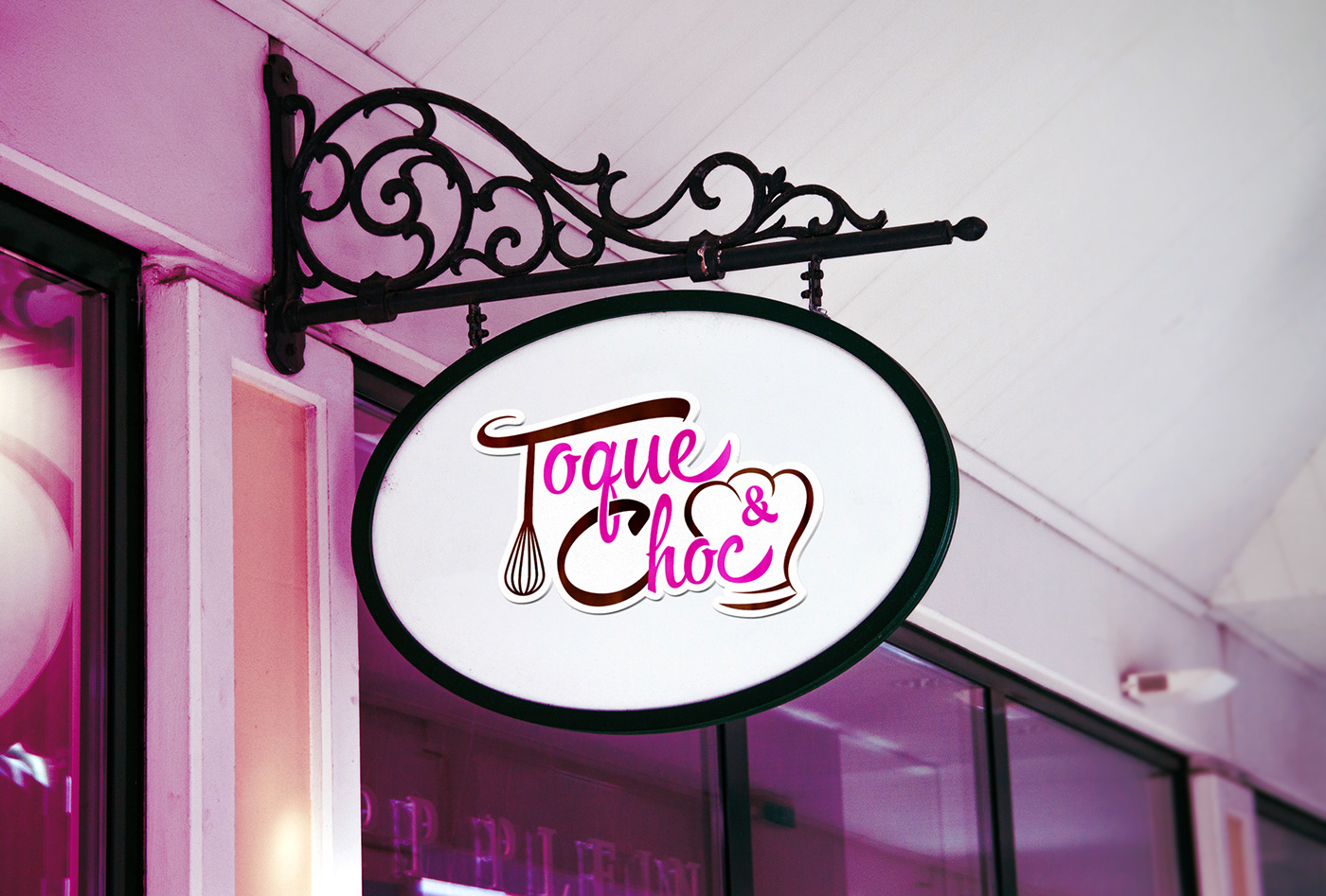 logo Logotype Patisserie pastry cupcake gateaux cake