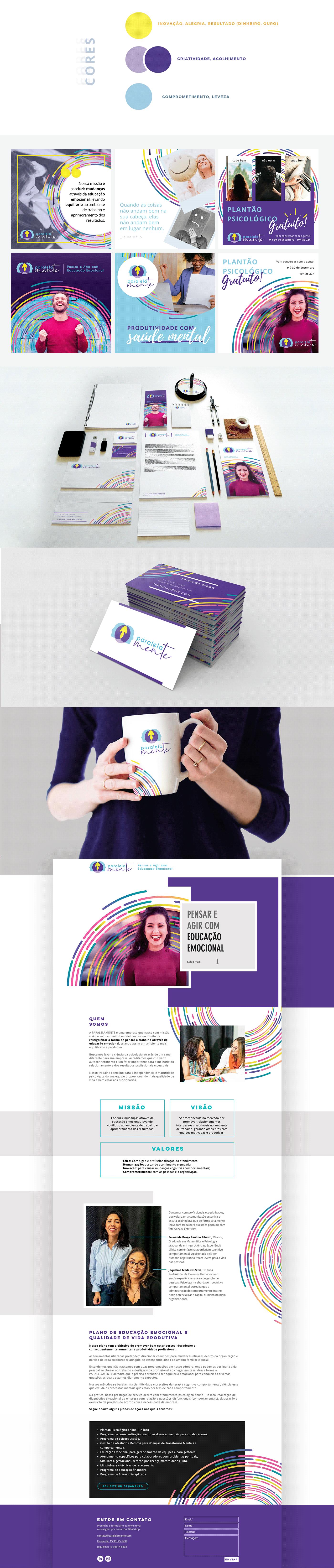 brand branding  design identidade visual logo Logotipo marca