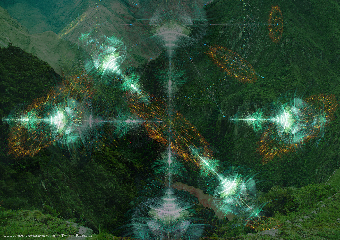 connection Love spirit unity One Two inspiration creation healing Harmony