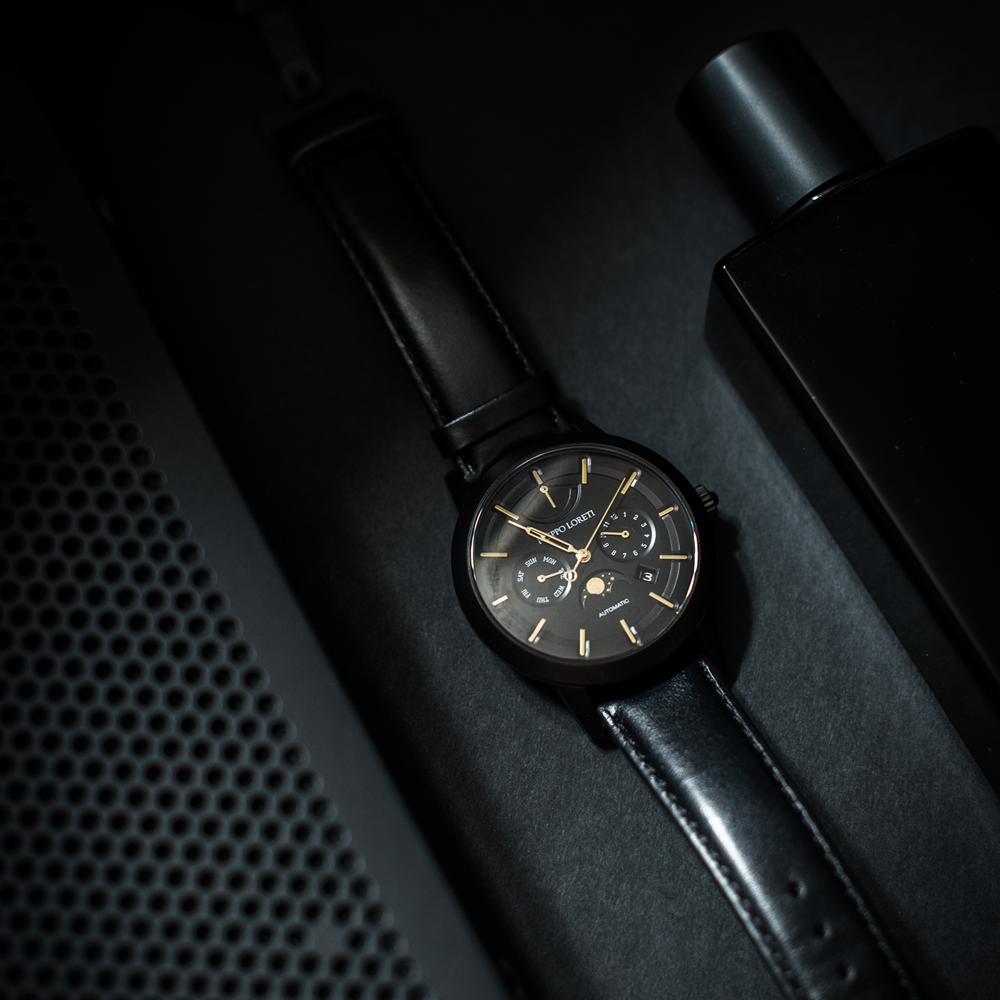 gallery product on loreti photography watches filippo luxury behance