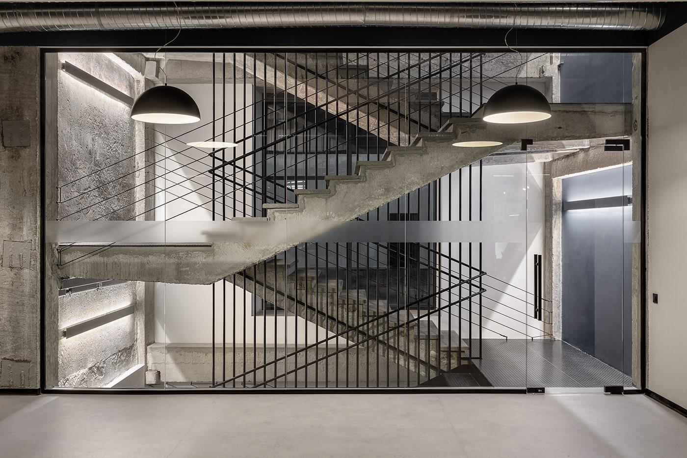 architecture Office renovation