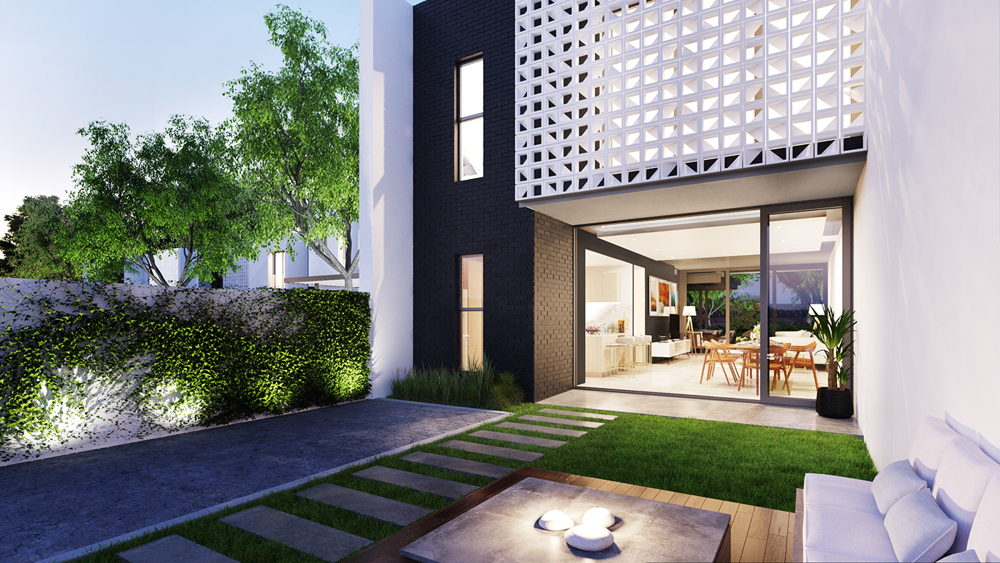 3D arch-viz architecture design marketing   Render visualization