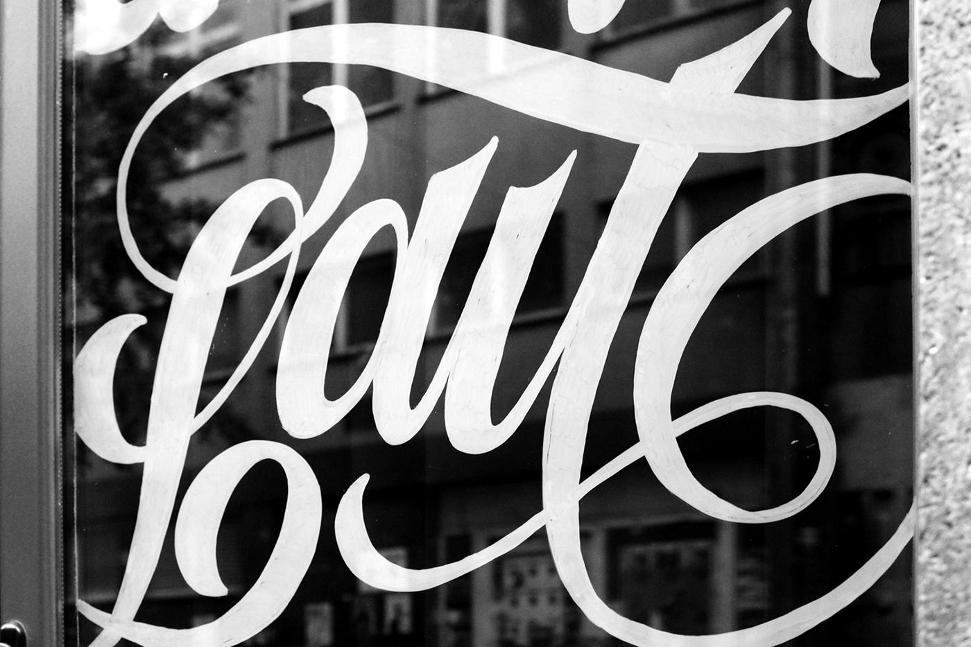 caligrafia caligraphy graphic hugomoura lettering painting   porto xesta xestaone xestastudio
