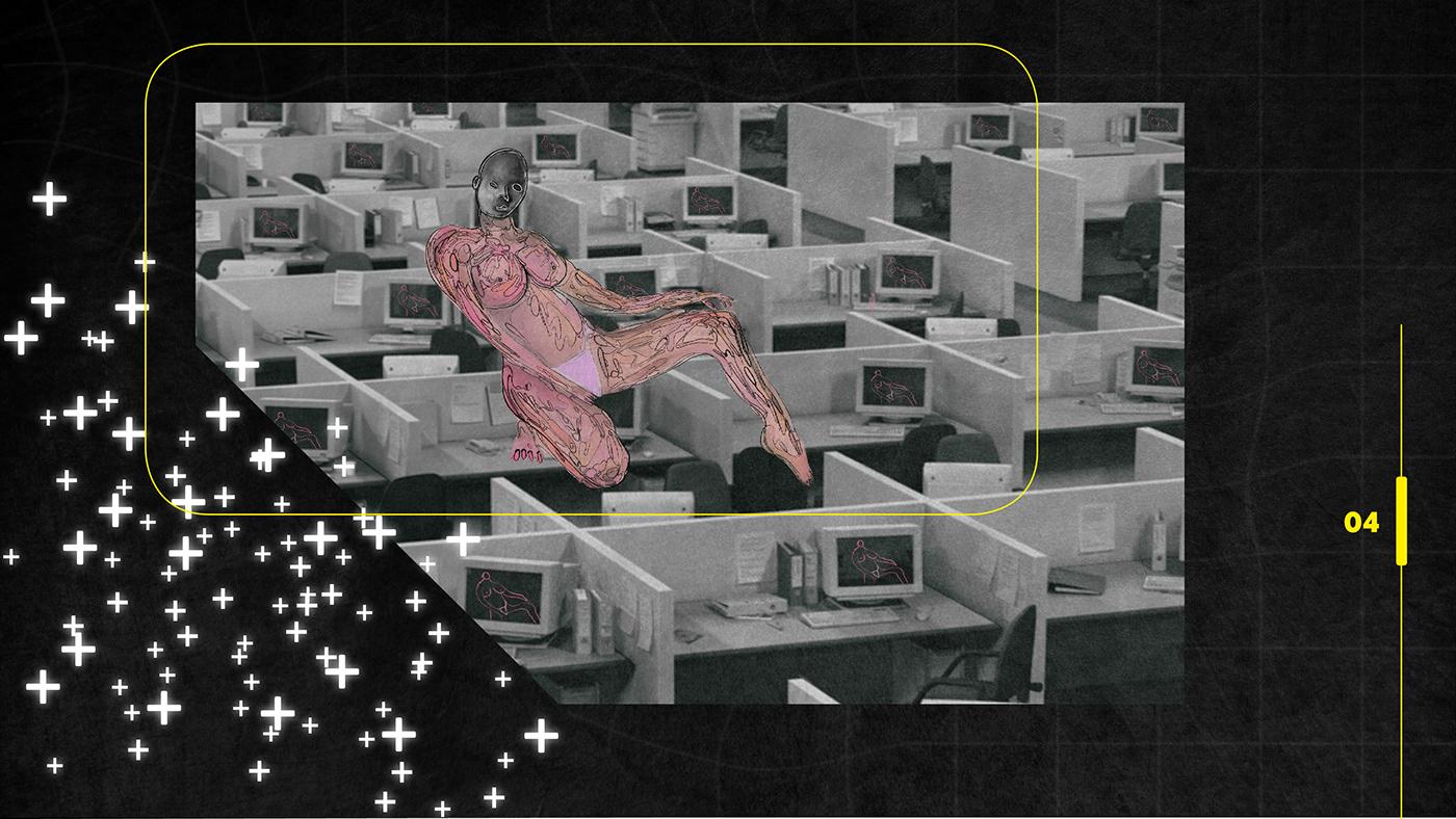 alesha Alternate Reality AR arg Exhibition  Virtual reality vr