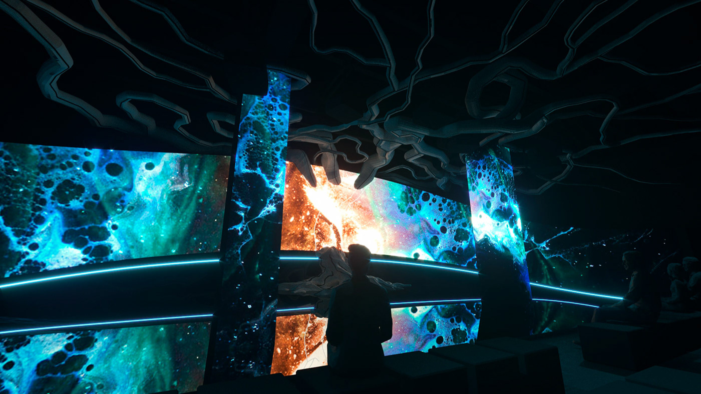 3dshow immersive led Mapping projection projectionmapping Show