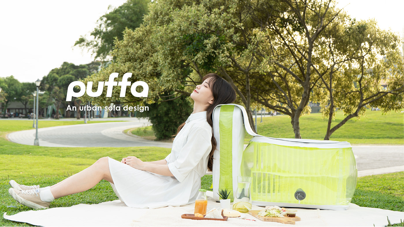 furniture design  inflate product product design