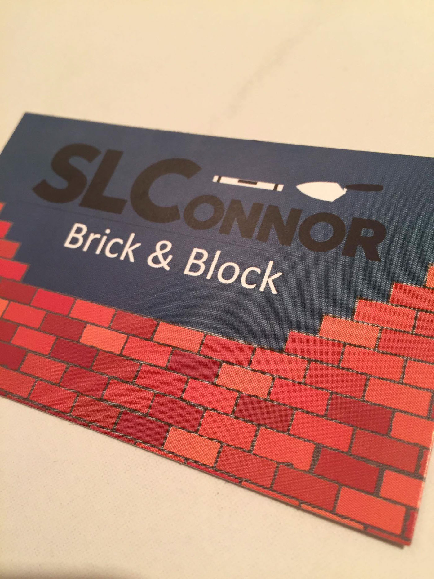 SLConnor Business Card on Behance