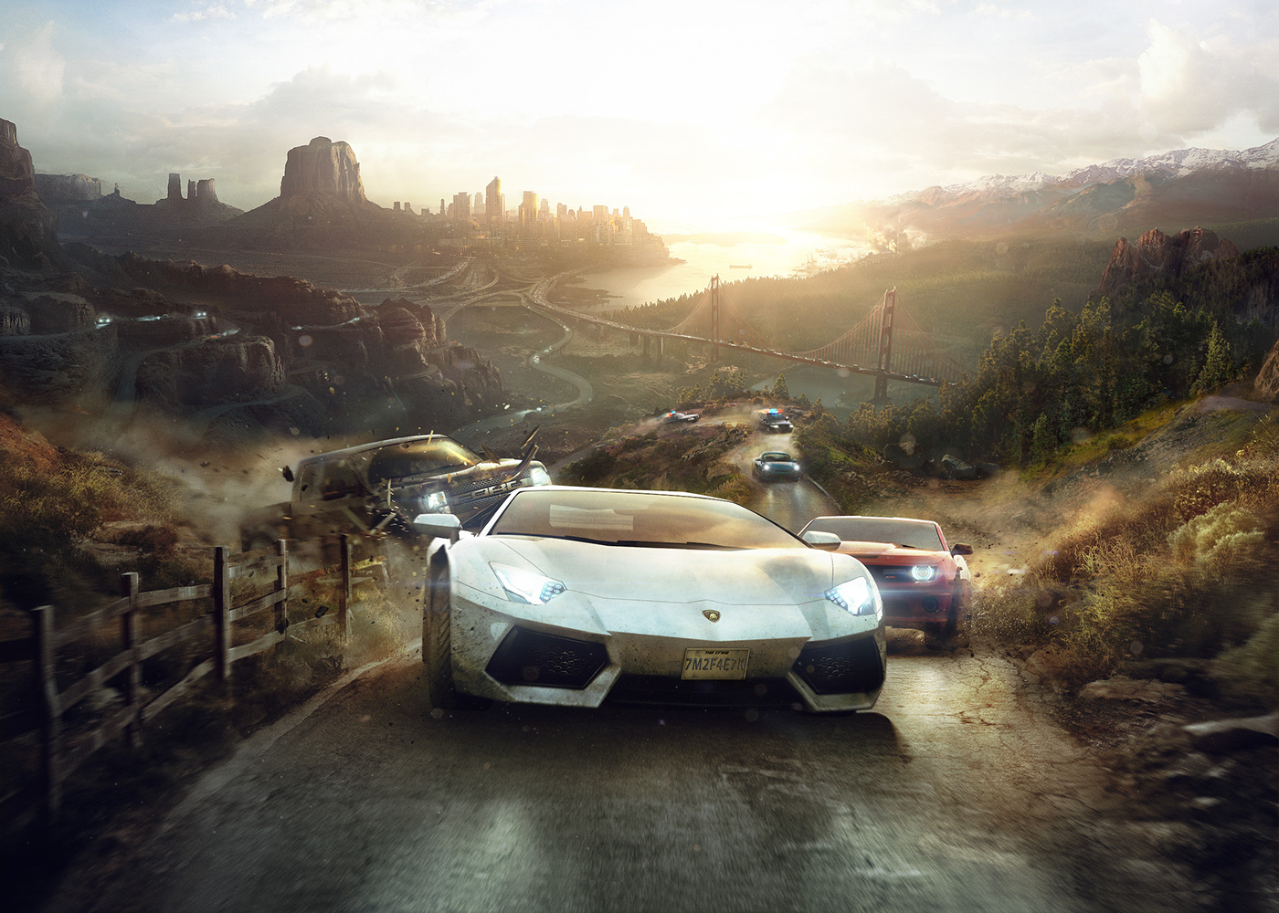 the crew Ivory Tower ubisoft game Pack