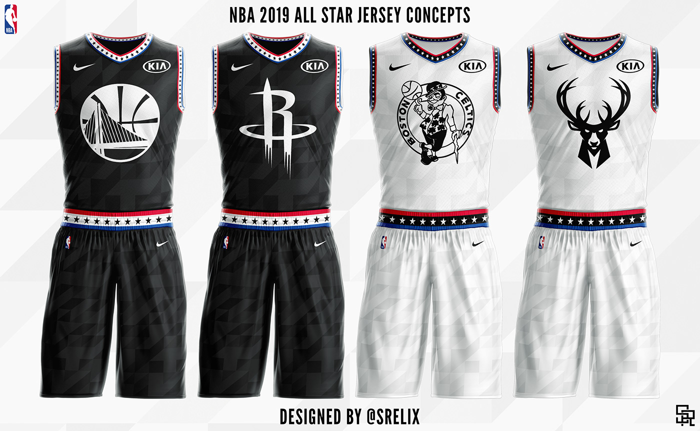 Nba Jersey Concepts On Behance