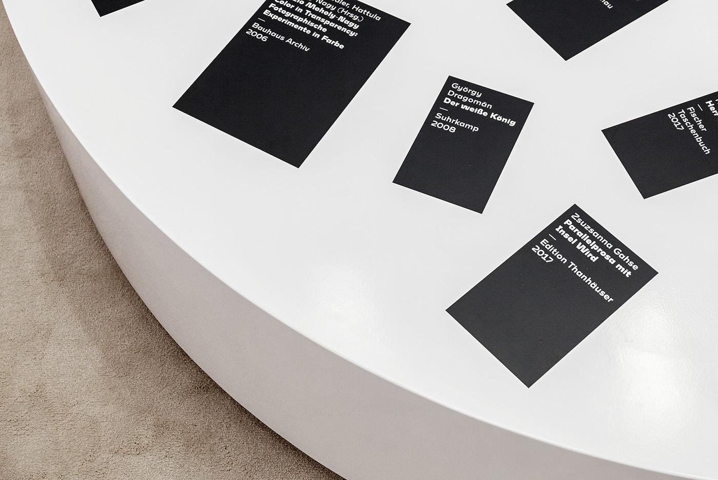book Fair leipzig pavilion bauhaus curtain White transparent hungary Ungarn