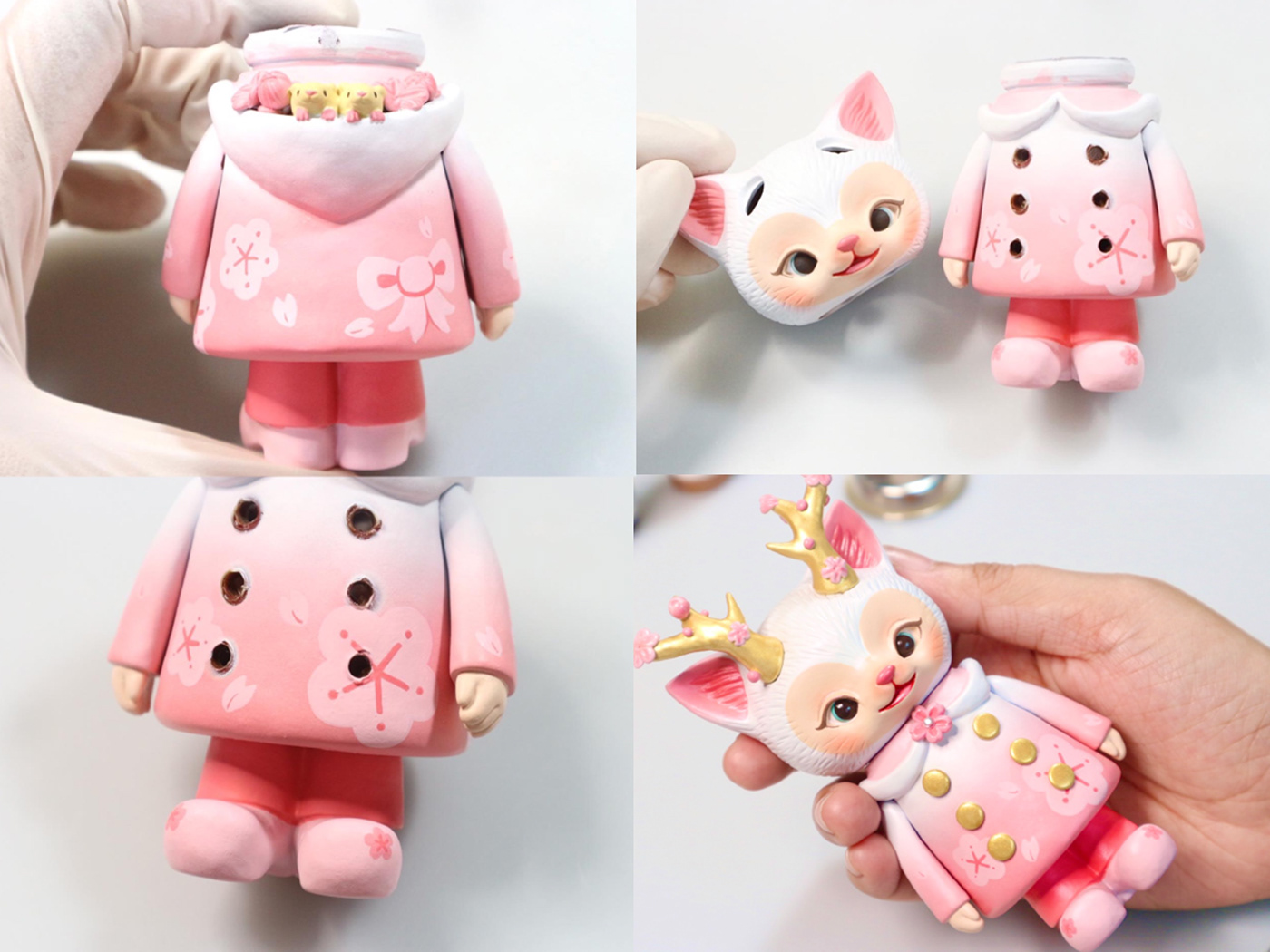 Custom painting   toy