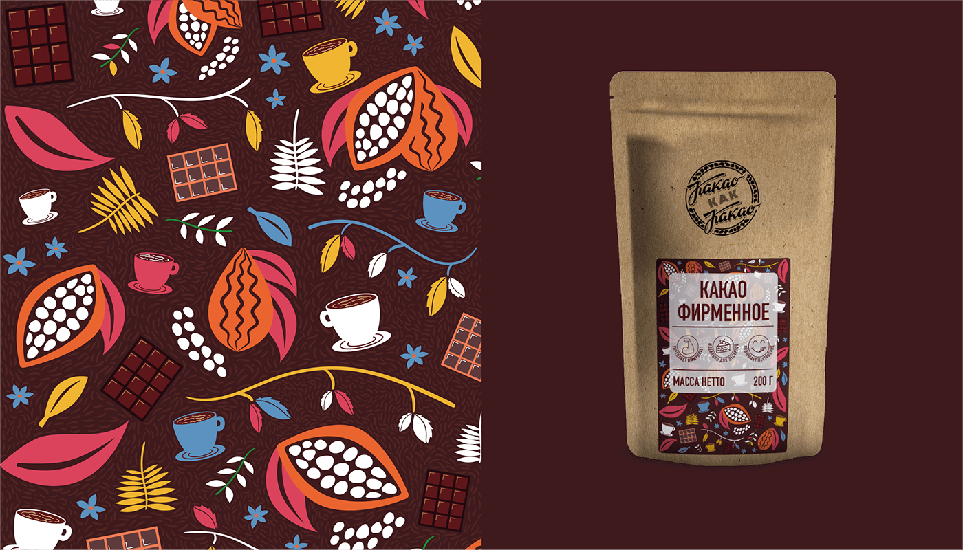 Original cacao with natural flavour and no additives.