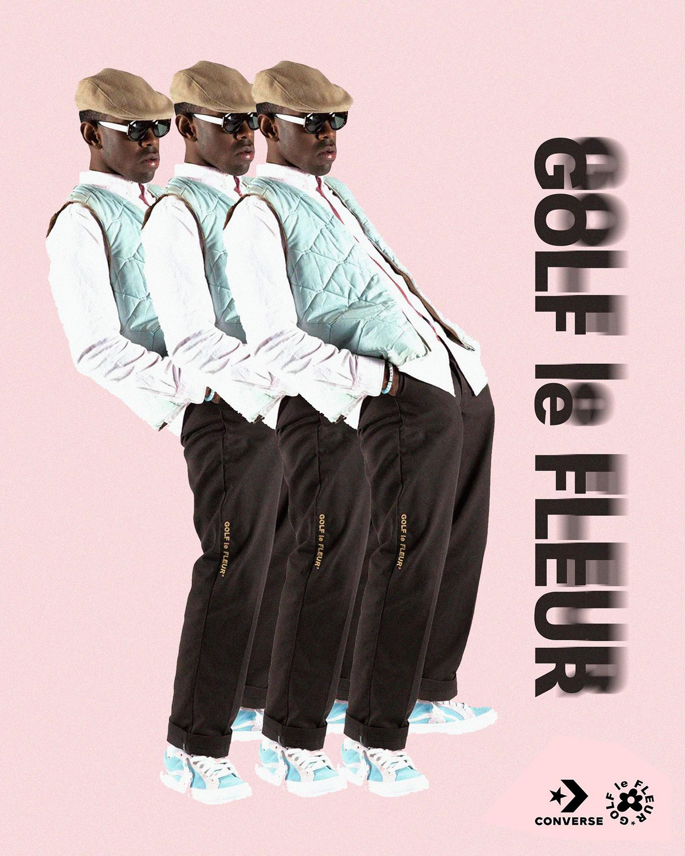 Tyler, The Creator || GOLF le FLEUR on Behance