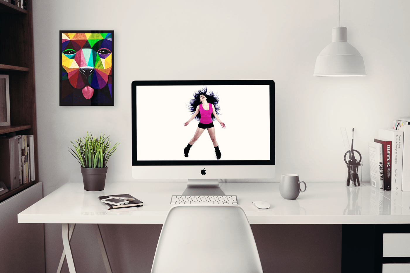 Adobe Portfolio Baileactivo photoshop Illustrator InDesign