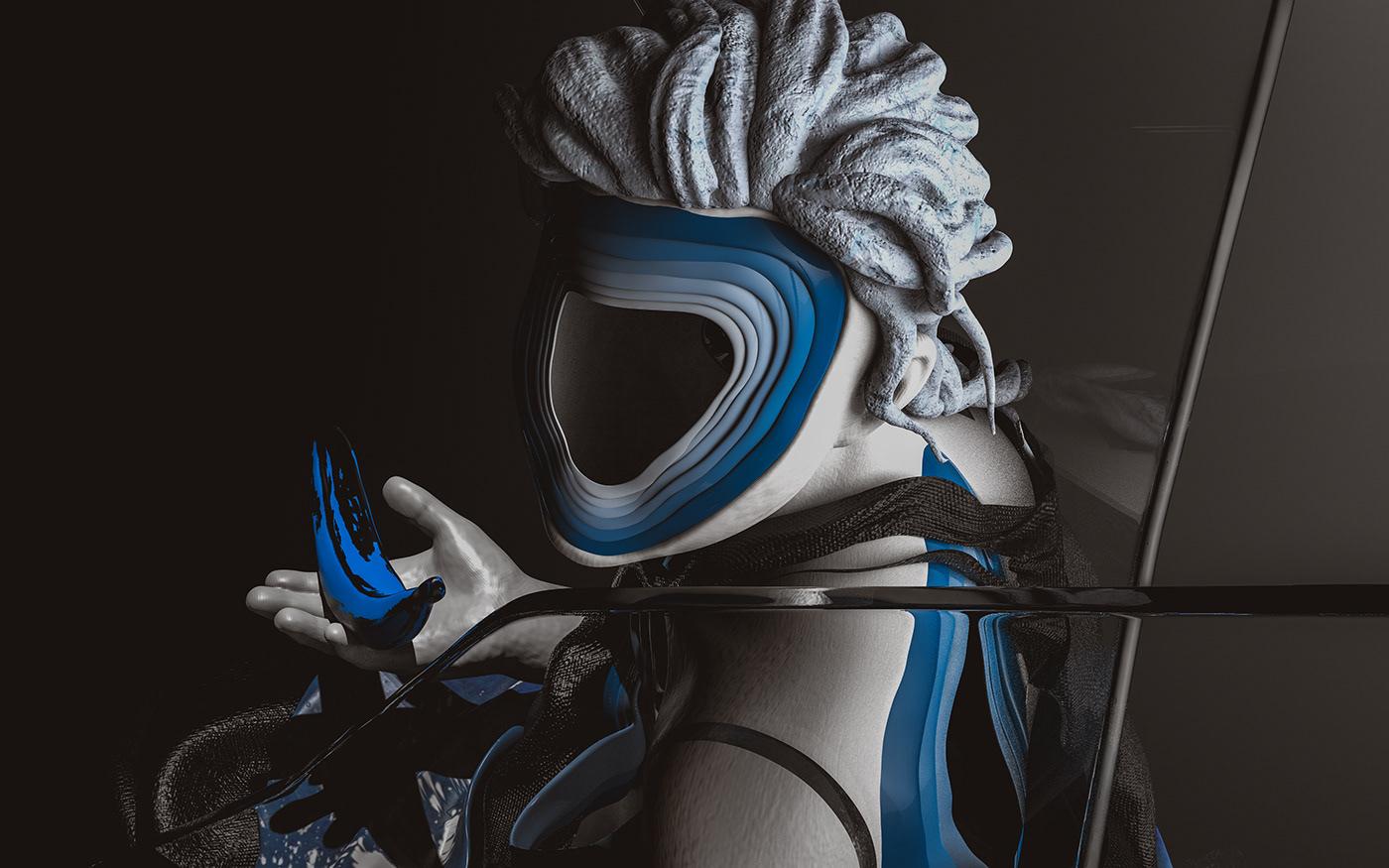 3D art contemporary glass oldmasters painters pop sculpture spray surrealism