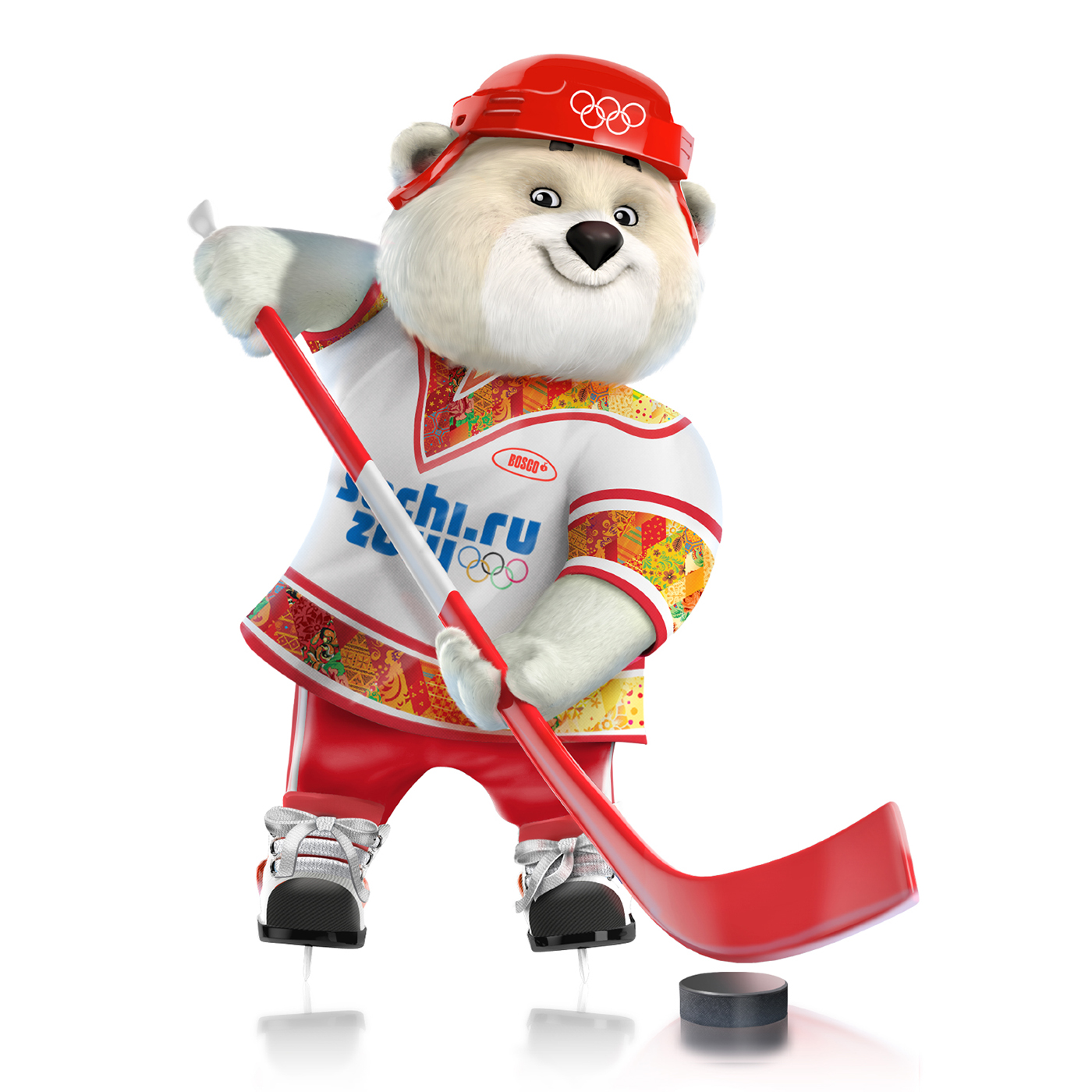 Sochi 2014 Winter Olympic Games in Russia |Winter Olympics 2014 Mascot Names