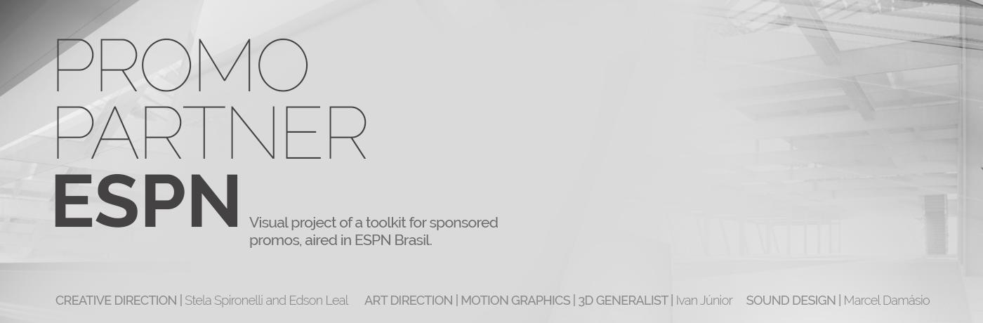 ESPN PROMO PARTNER sponsor