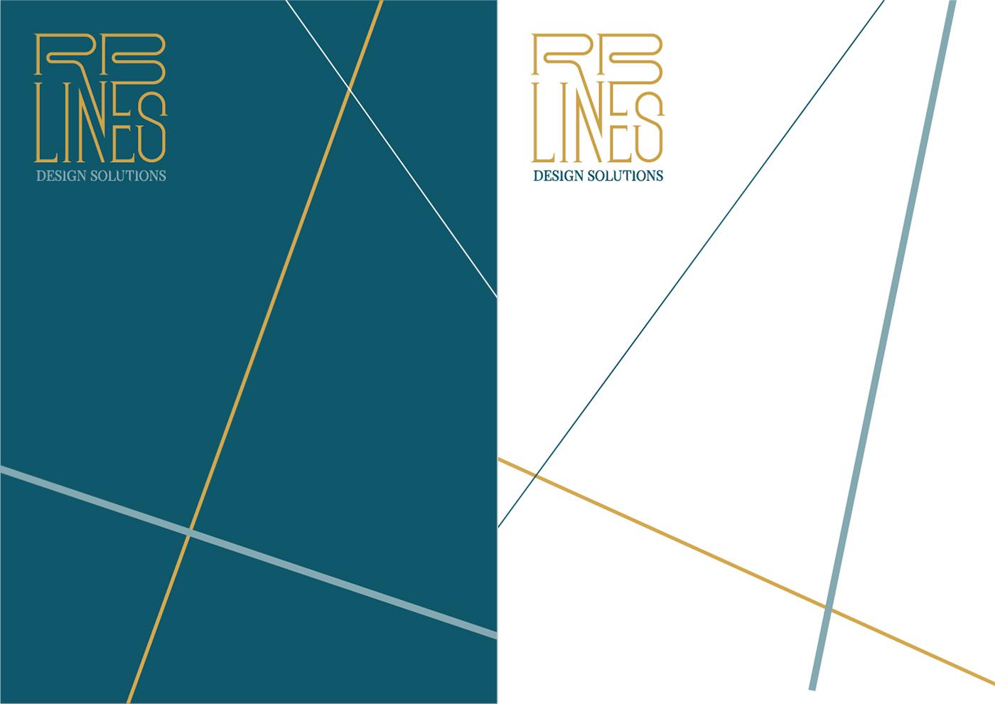 Line Design Solutions : Rb lines design solutions on behance