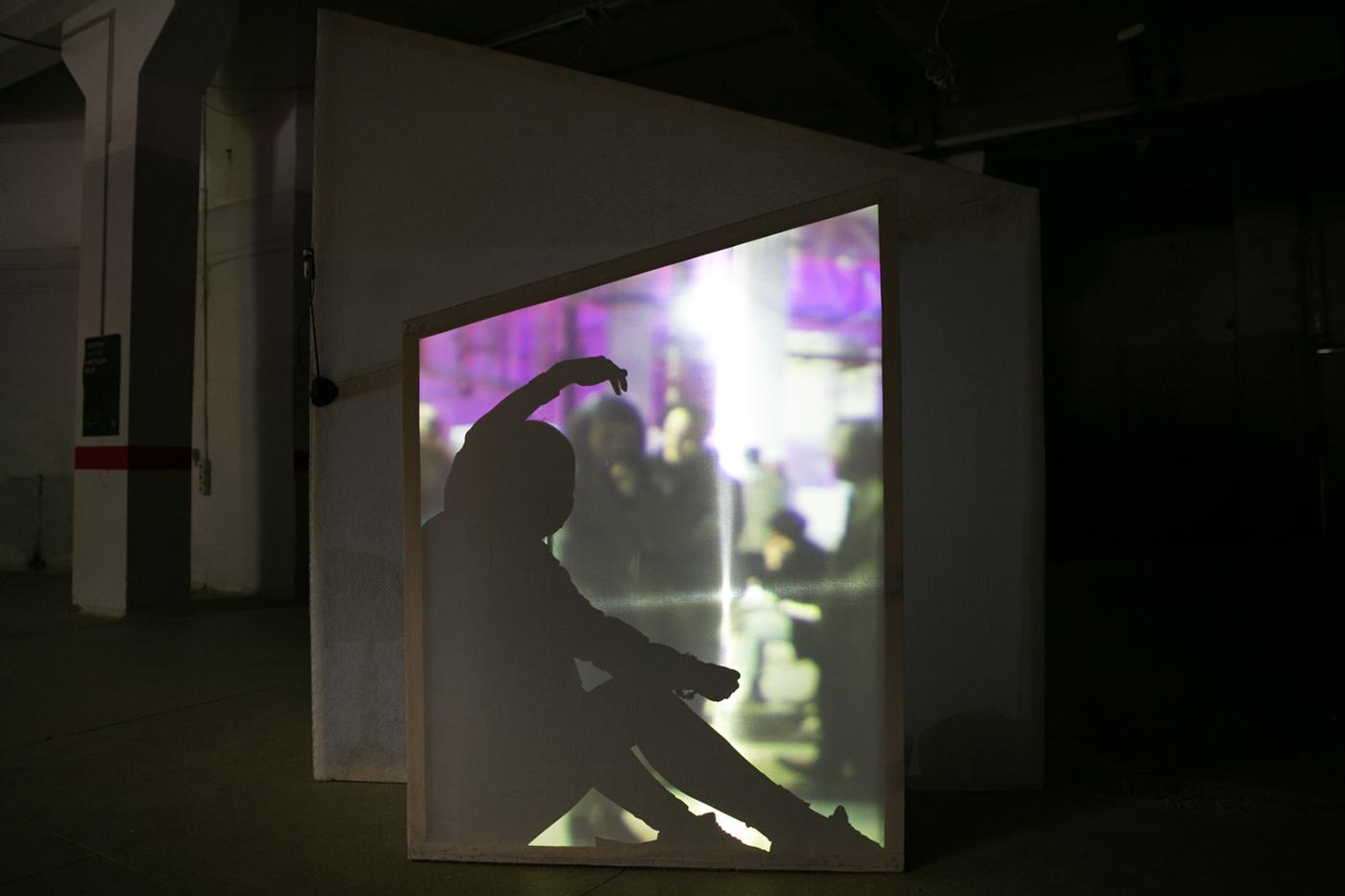 Schrodinger artist or Introvert cinema on Behance