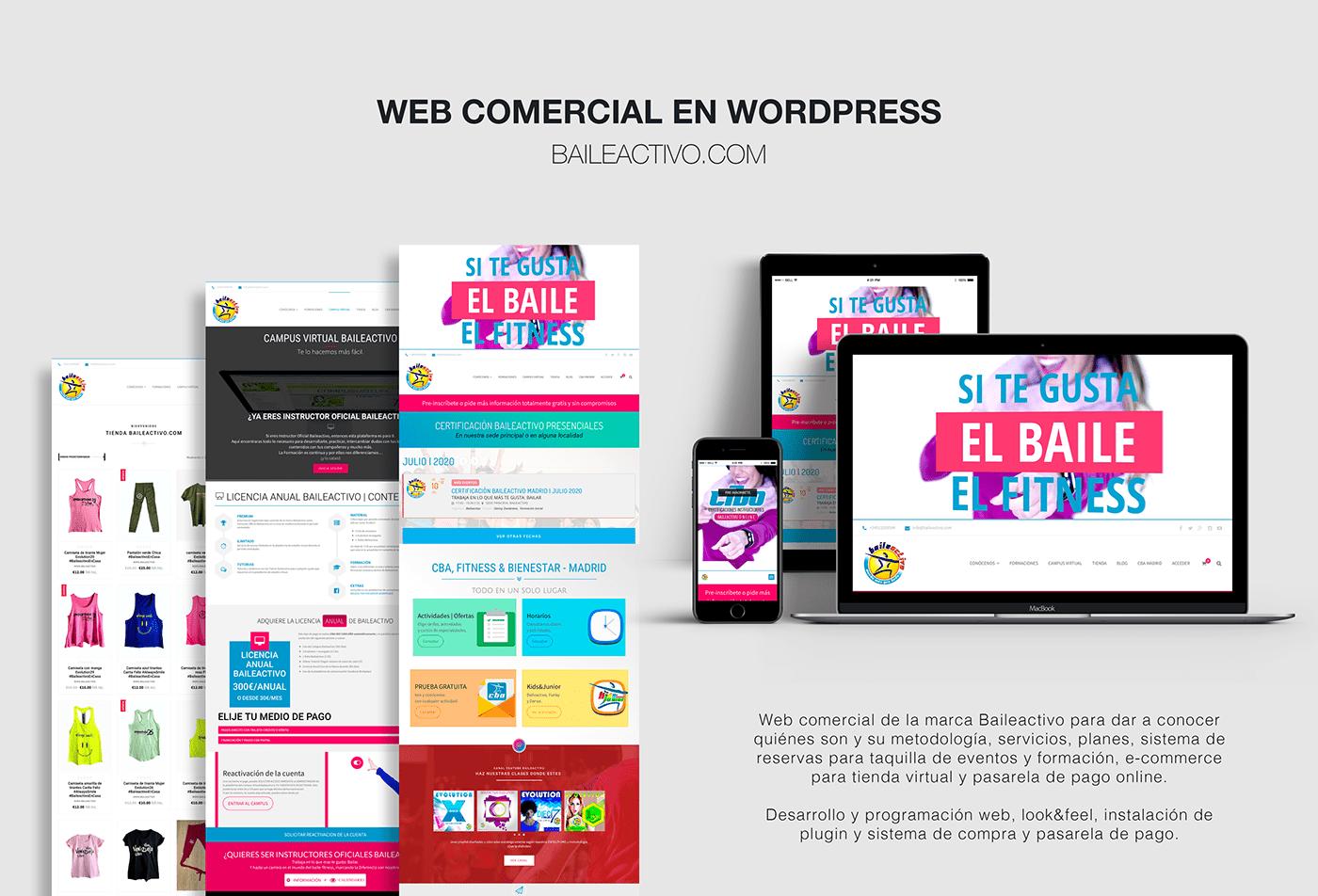 back-end desarrollo web developer diseño gráfico Diseño web e-commerce font-end iu ux