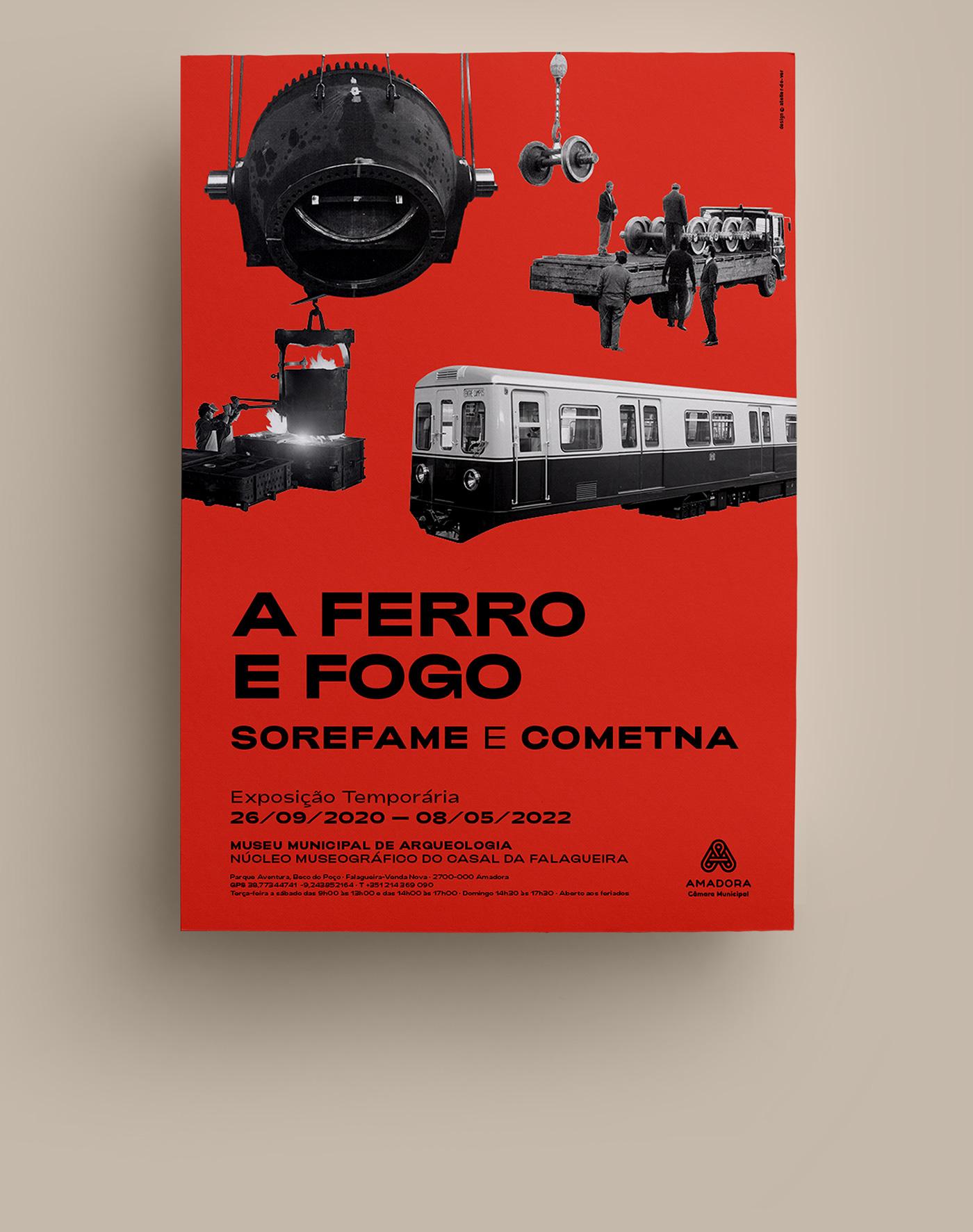 cartaz catalogo comunicação Exposição publicação
