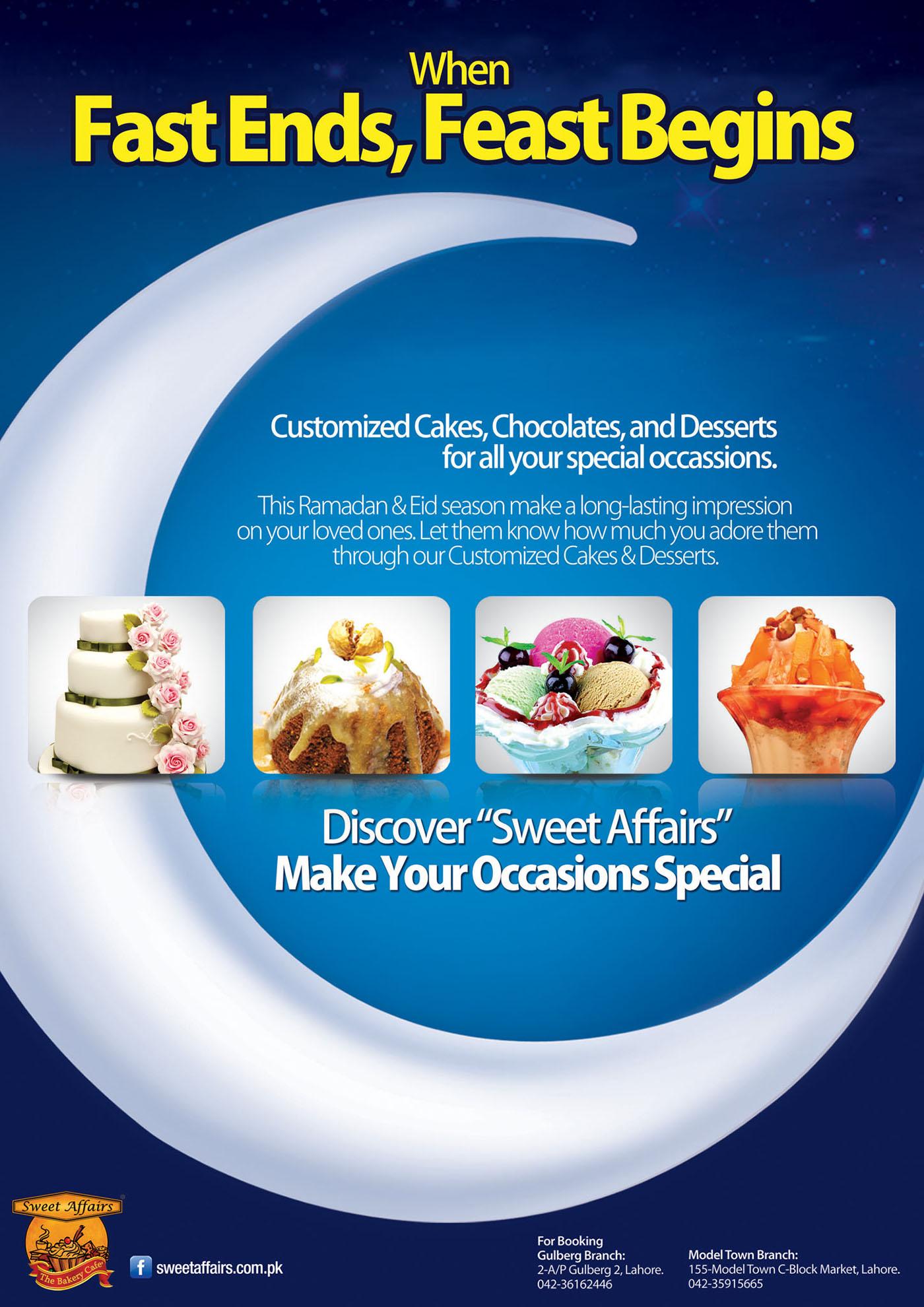 ramadan ads on behance