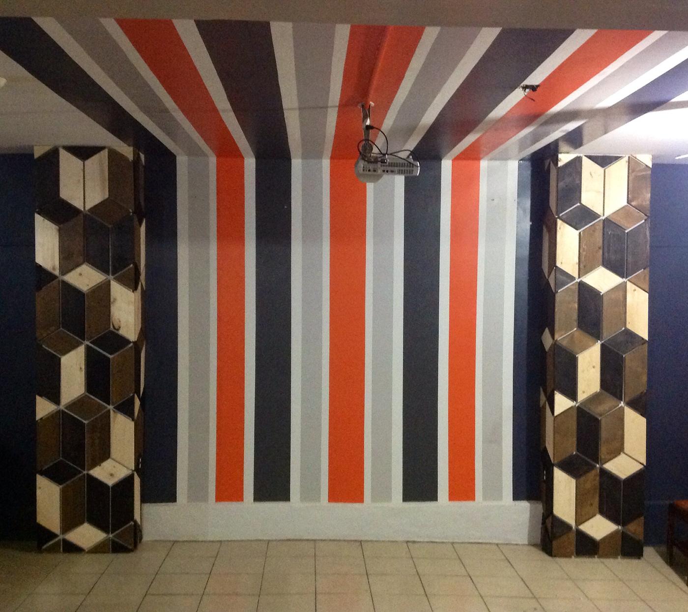 精品的29張牆壁設計欣賞