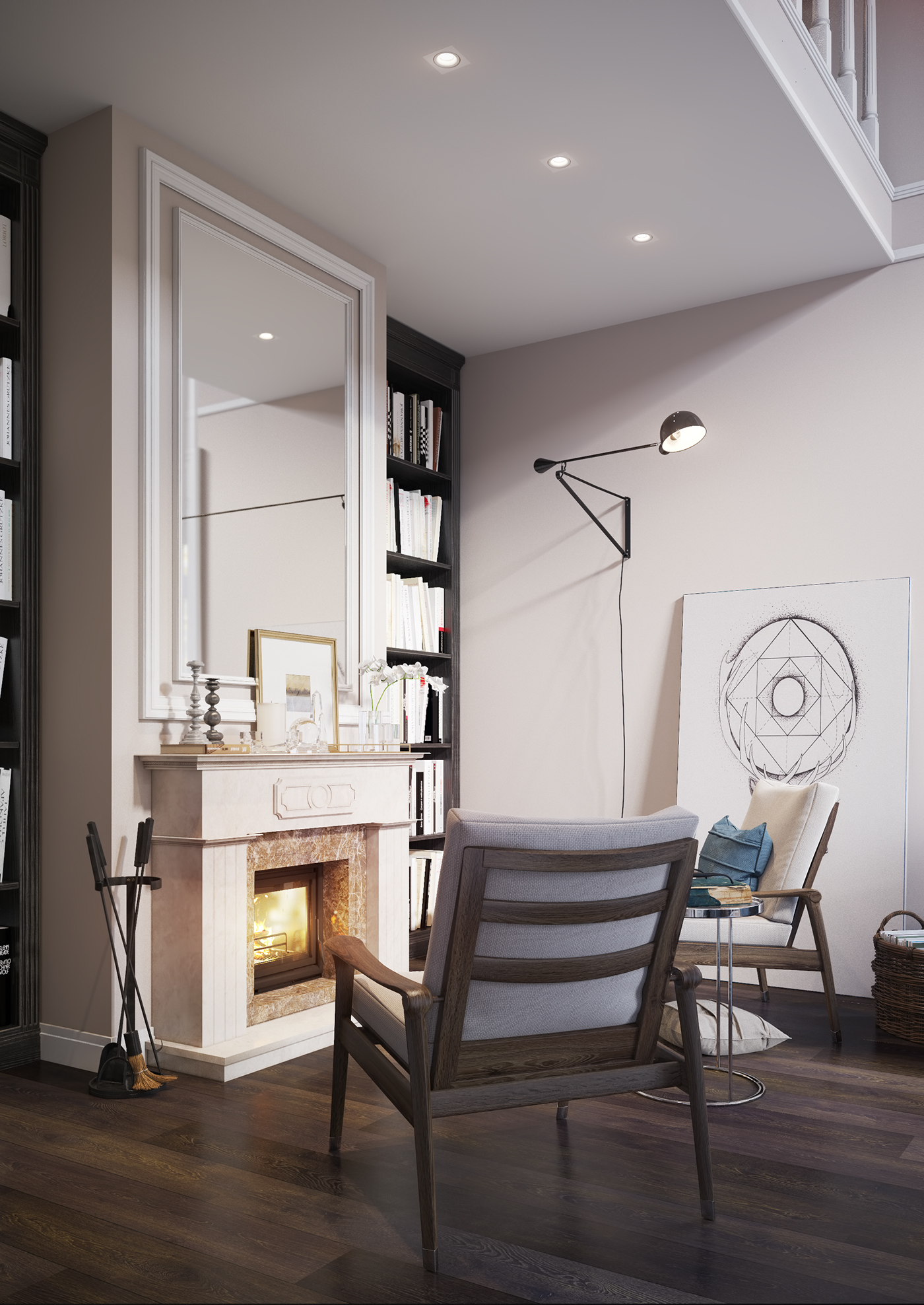 Tsvelodubovo 2016 on behance for Interior design 75063