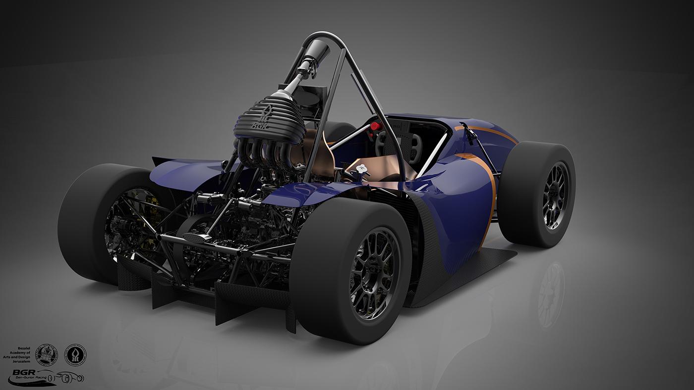Formula SAE - BGR 2013 on Behance