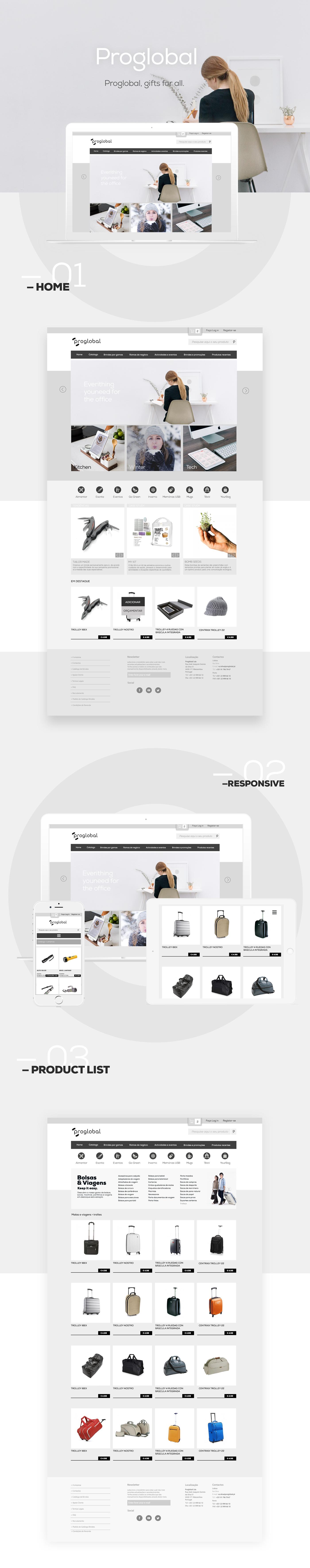 design Web site ux/ui