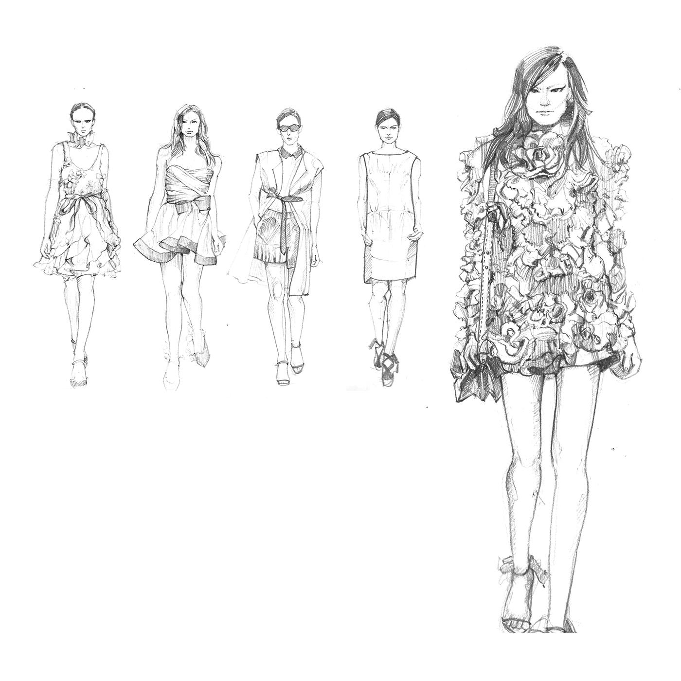 完美的35款衣服設計圖欣賞