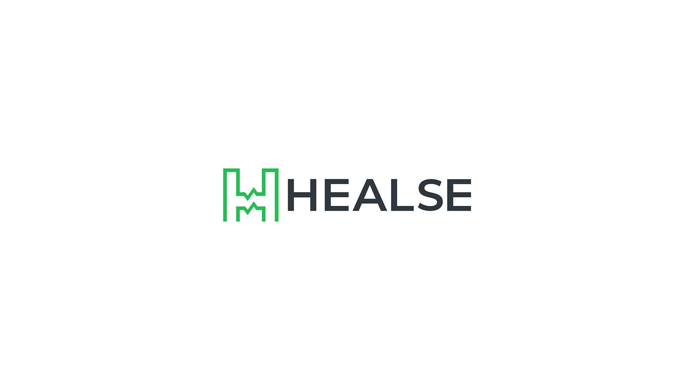 ambulance brand identity branding  doctor Health healthcare hospital medical pharmacy pulse
