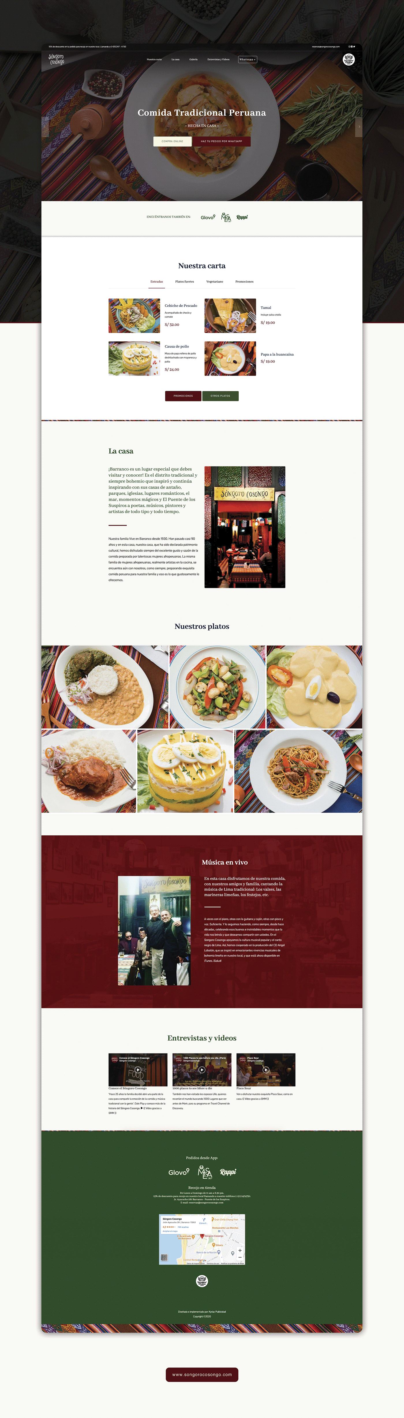 branding  Diseño web identidad visual landing page Logotipo rediseño