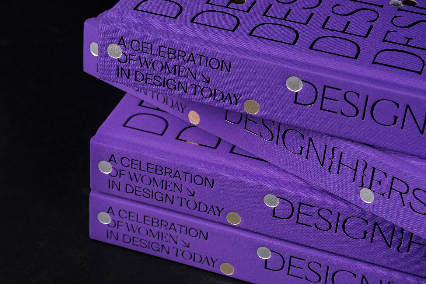 book,women,feminist,celebration,design,illustrators,designers,typography  ,interviews,editorial