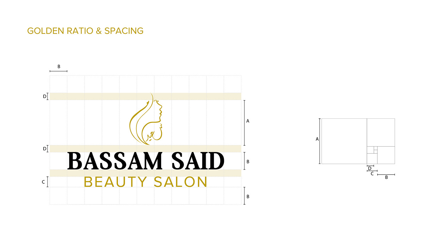 beauty,black,branding ,creative,elegant,gold,hairstyle,logo,Mackup,salon