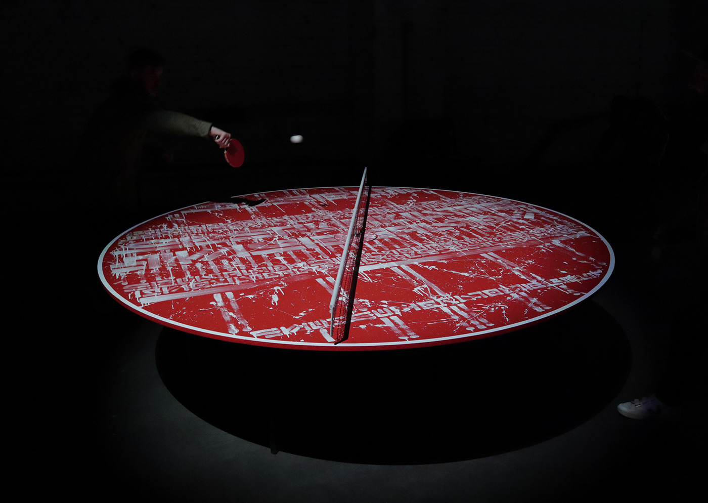 the krank TPT museum of now Art Exhibition berlin contemporary art installation