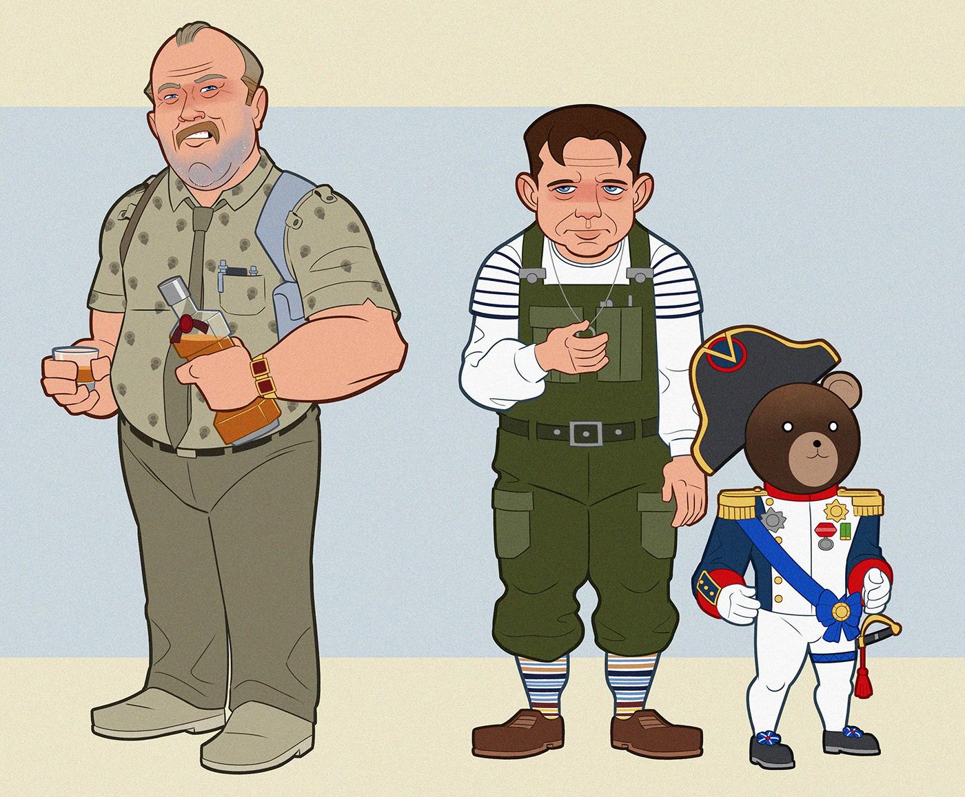 animation  blade runner cartoon Film   movie