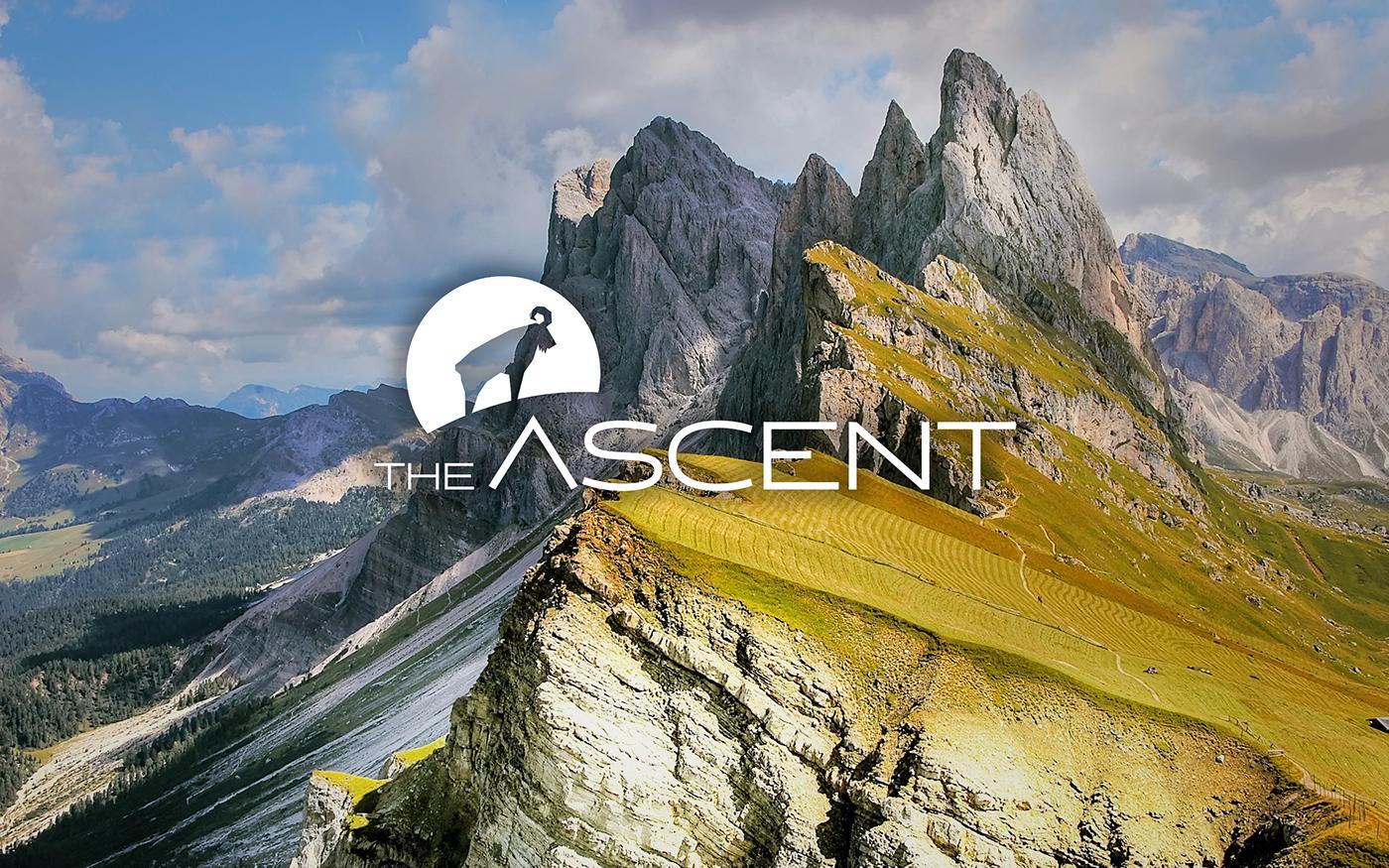 The Ascent rock climbing outdoors goat