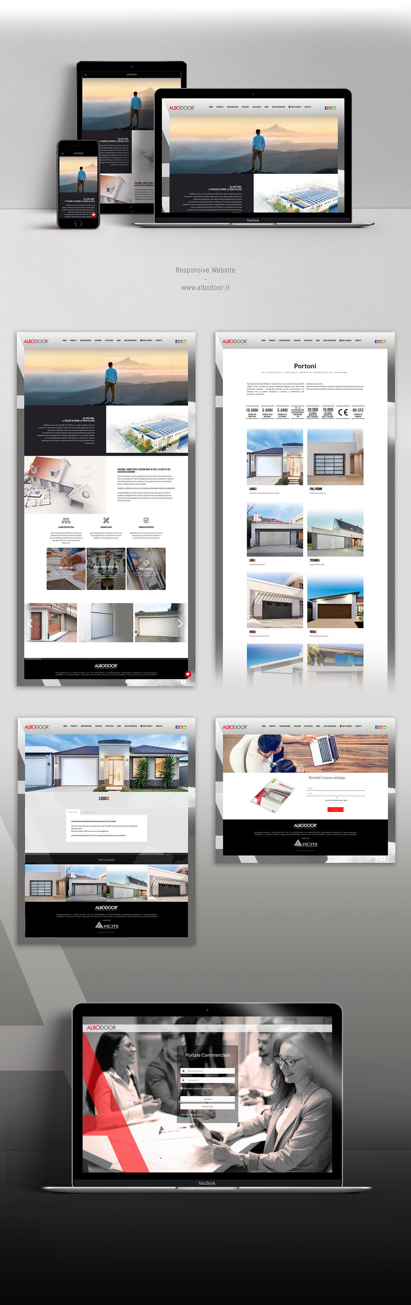 design iPad iphone Italy macbook Responsive retina Web Webdesign wesite