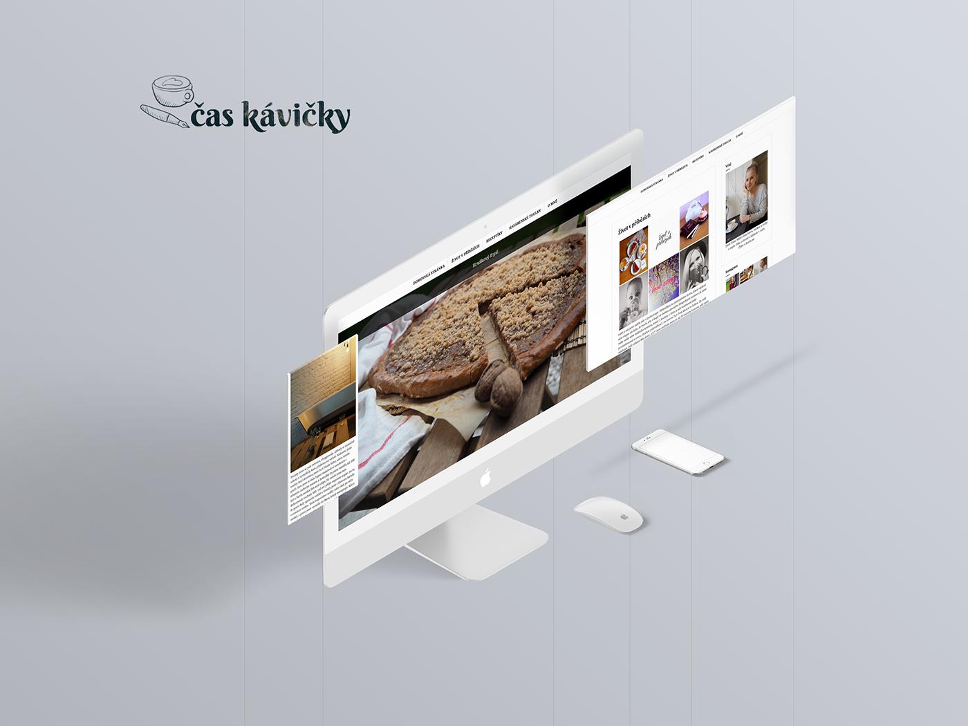 Webdesign UX design ux/ui ui design Blog Website design