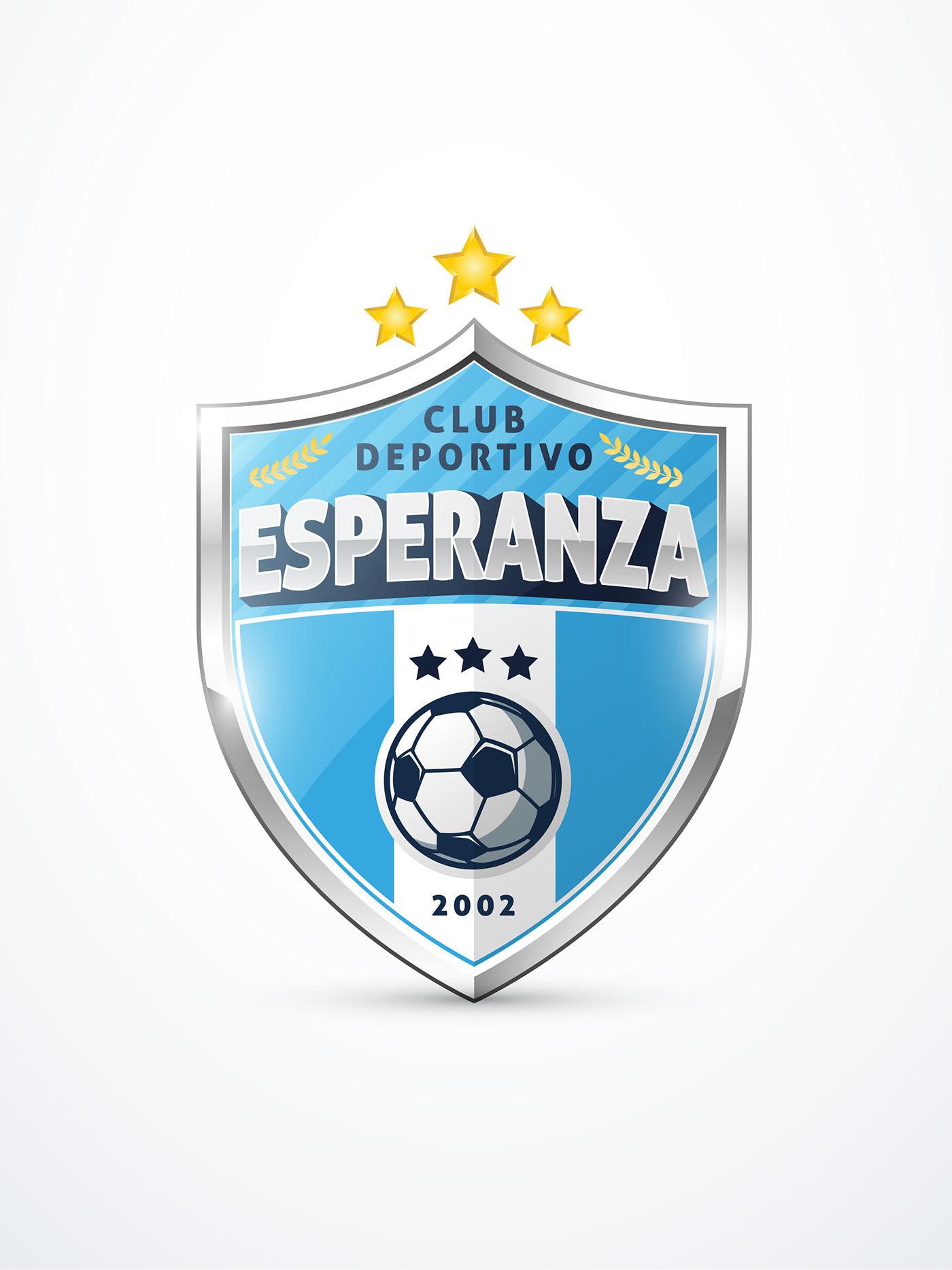 Image may contain: soccer and logo
