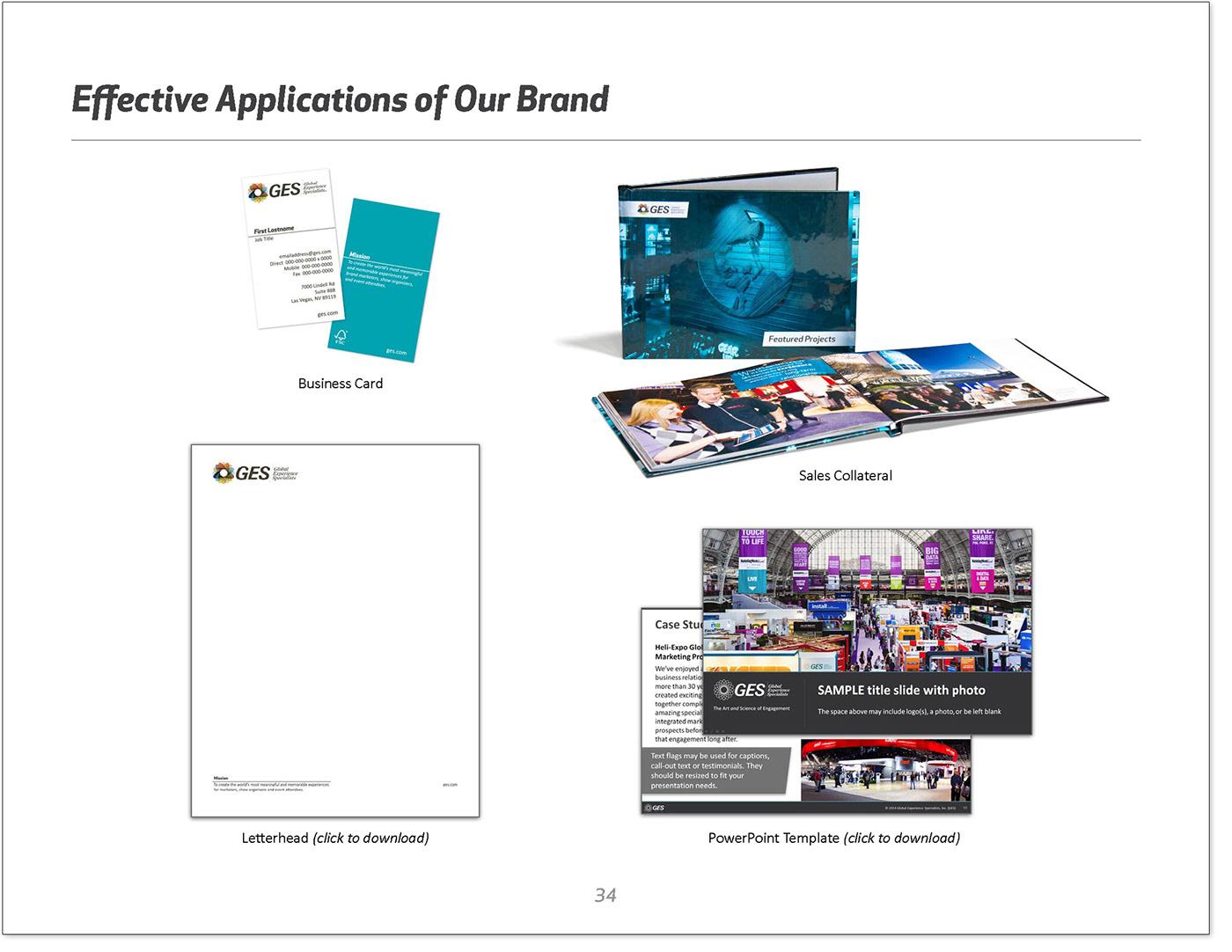 branding  Style Guide brand